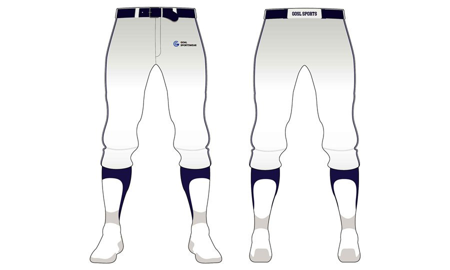Dye sublimation printing custom design full polyester softball pants
