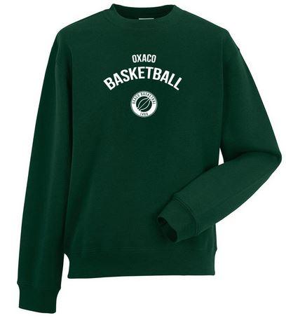 3 Basketball sweatshirt