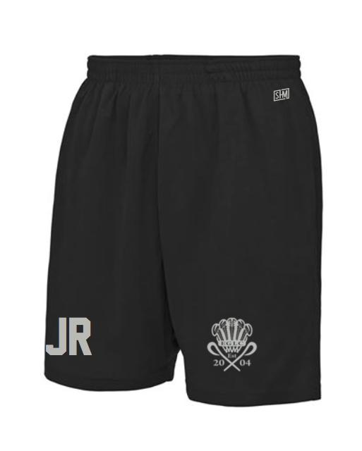 Unisex lacrosse shorts