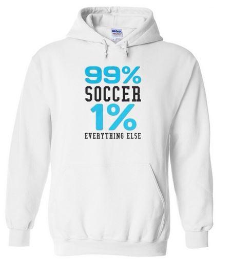 Custom soccer hoodies