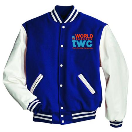 Wrestling jacket