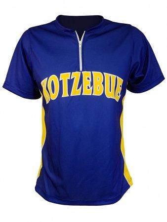Custom basketball warm up shirt