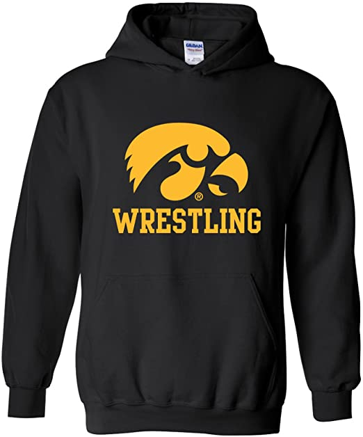 Wrestling hoodie