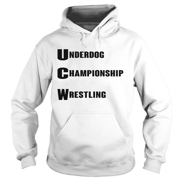Long sleeve wrestling hoodie