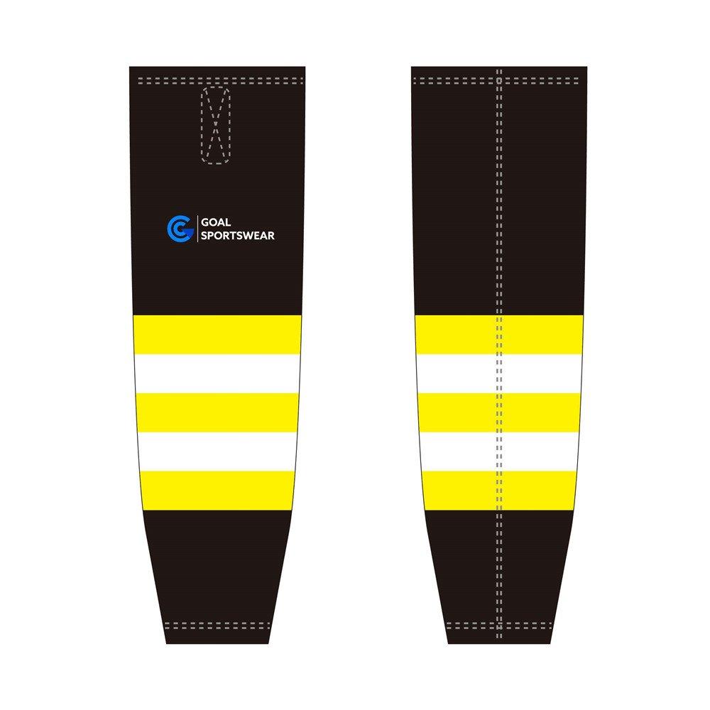 Full Sublimated custom made mens hockey team socks