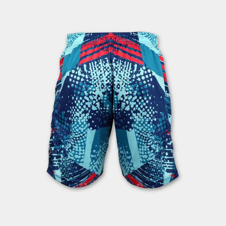 Full dye sublimation wholesale custom basketball shorts