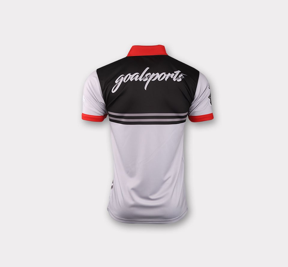 Full polyester breathable custom design sublimated bowling jerseys