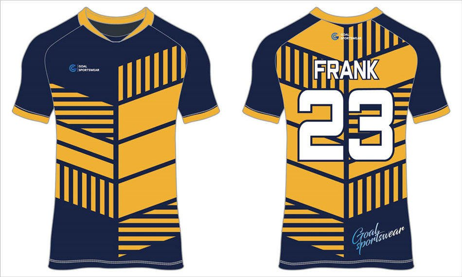 Full polyester breathable custom design sublimated soccer shirts