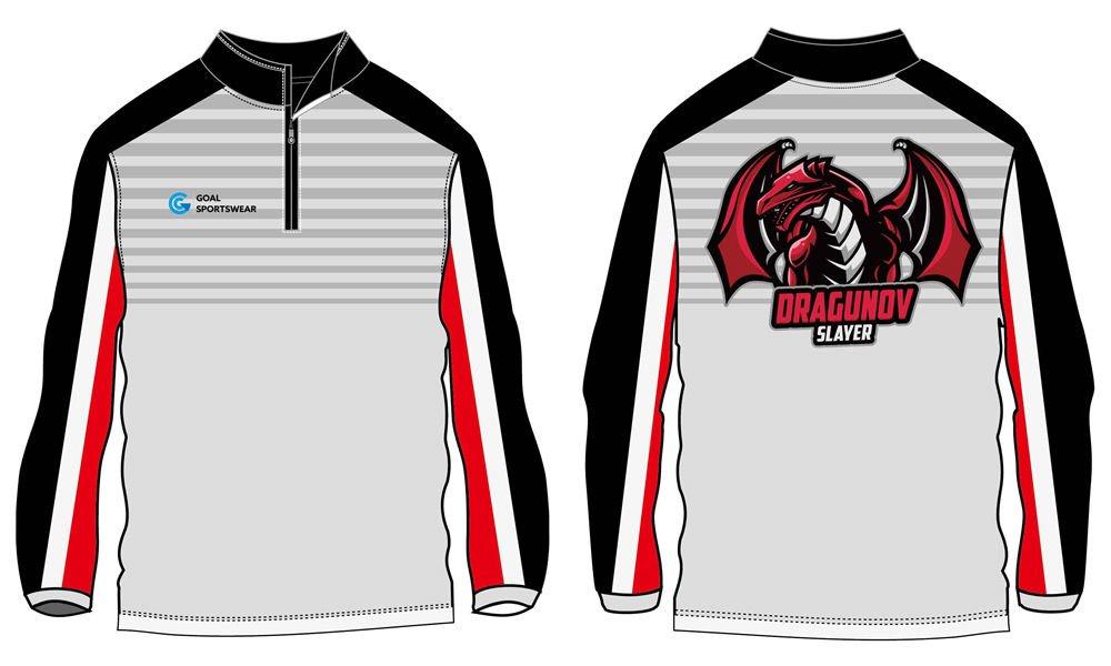 Full polyester breathable custom design sublimated wrestling jackets