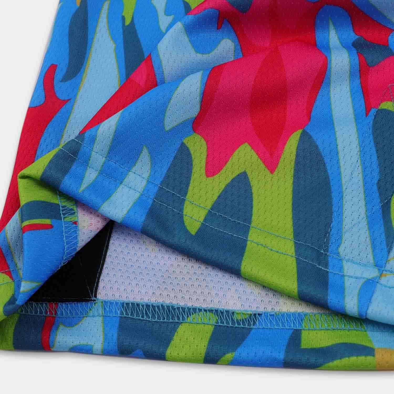 High quality 100% polyester sublimation custom design hockey socks printing