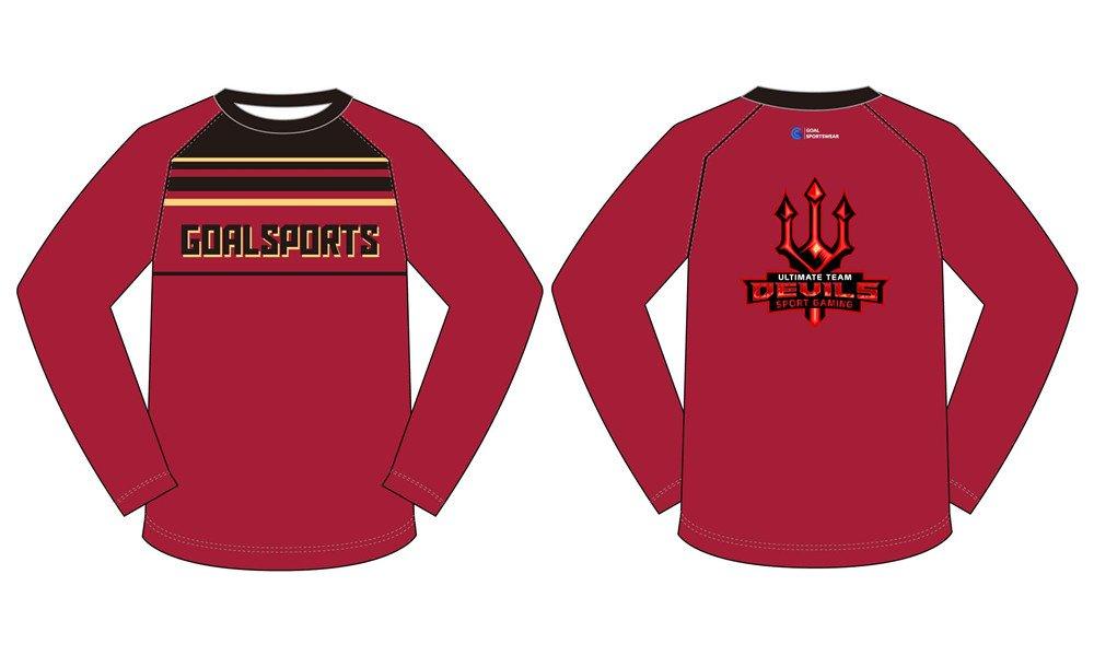 Wholesale high quality sublimation printing custom basketball shooting shirts