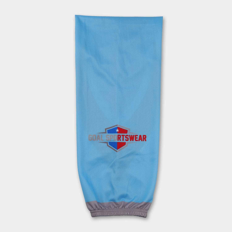 Wholesale high quality sublimation printing custom hockey socks
