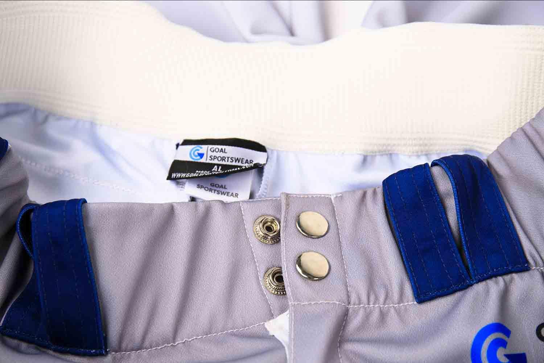 baseball pants elastic band