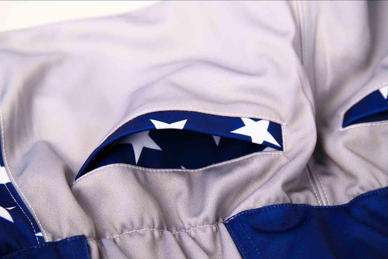 baseball pants pockets
