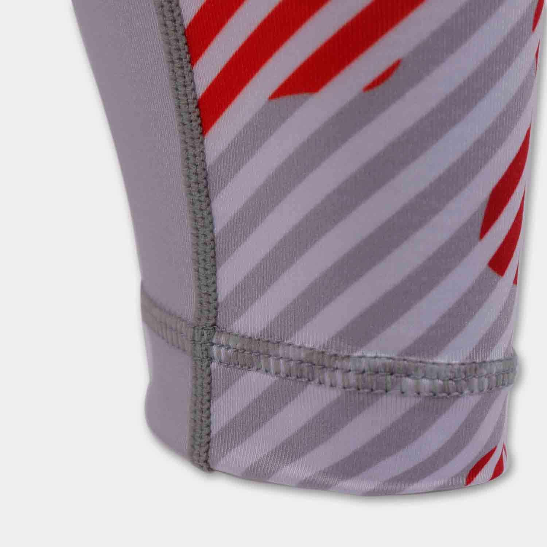 compression pants stitching
