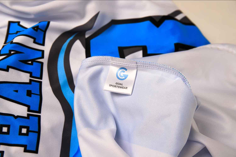 sleeveless Softball Jerseys wash label