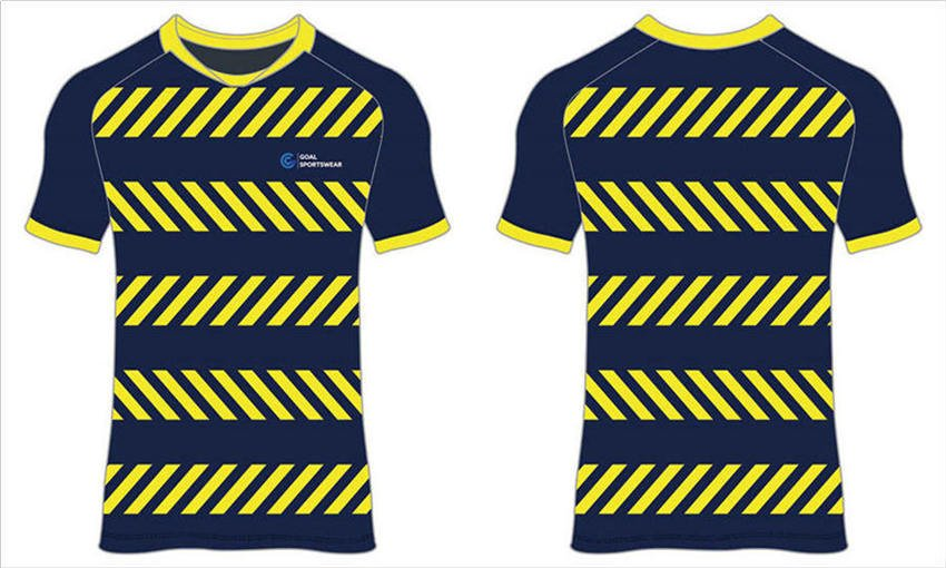 wholesale 100% polyester custom sublimated printed soccer shirts