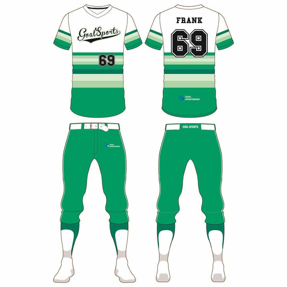 wholesale high qualtiy mens custom made slow pitch softball jerseys