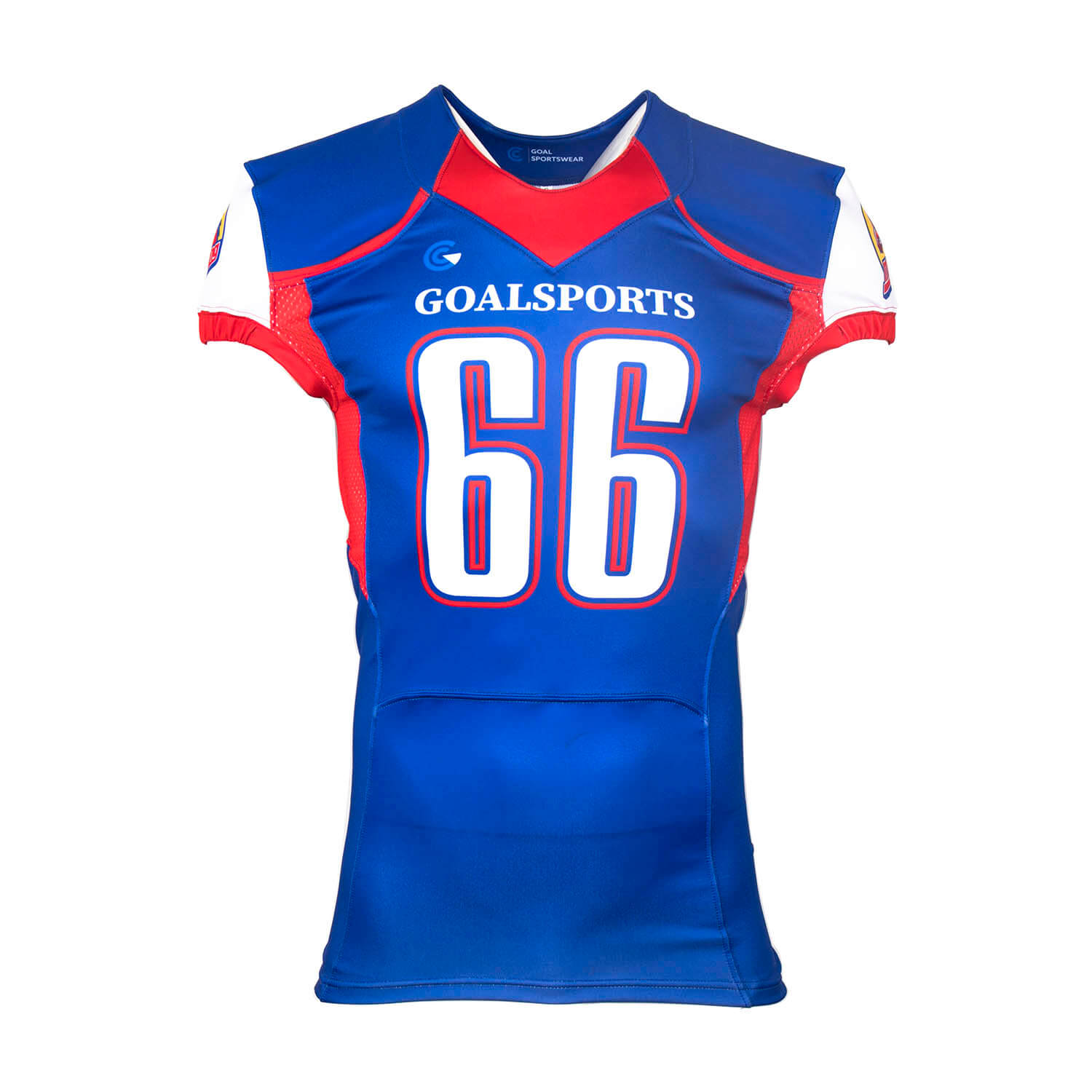 Sublimated Compression Football Jerseys