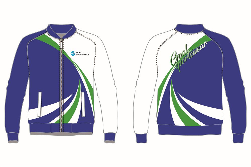 100% polyester sublimation custom printed sports warm up exercises