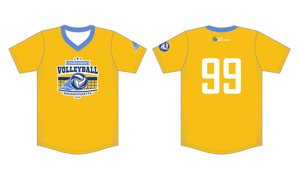 100% polyester sublimation custom printed sublimated volleyball jerseys