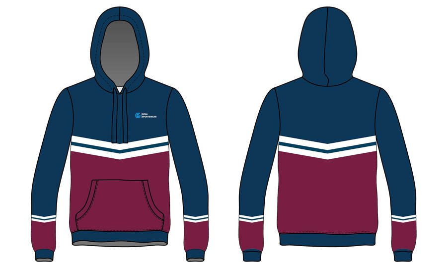 100% polyester sublimation mens custom custom Soccer Hoodies