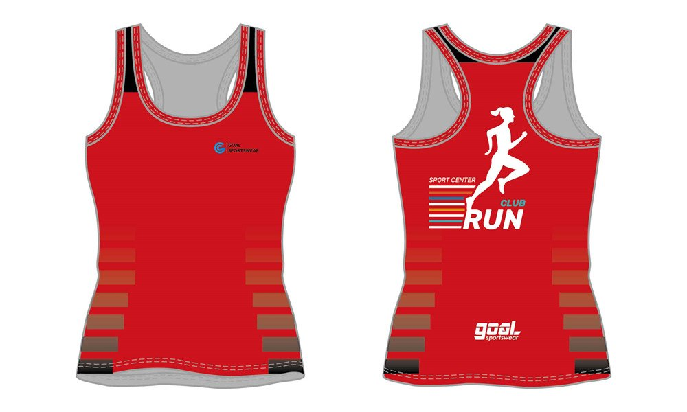 100% polyester sublimation mens custom sublimated running shirts