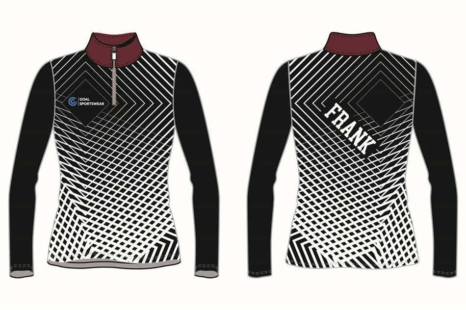 100% polyester sublimation printing custom youth team Custom Baseball jackets
