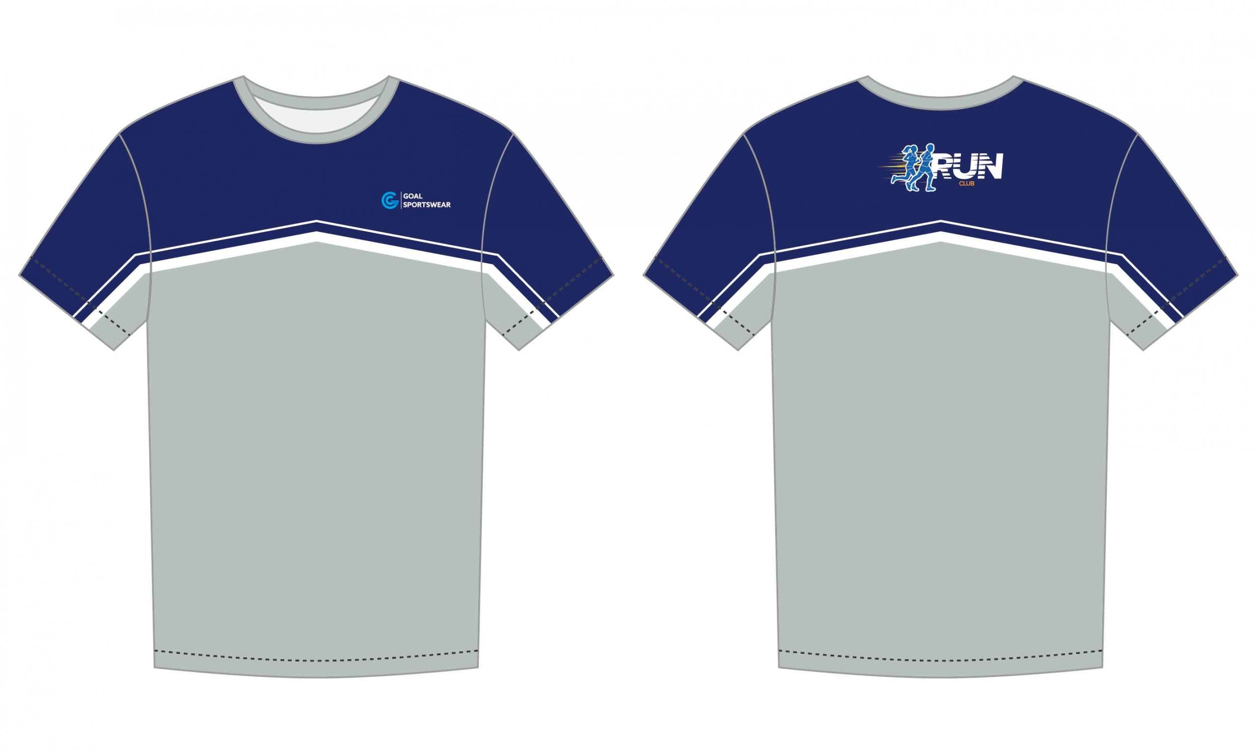 100% polyester sublimation printing custom youth team sublimated running shirts