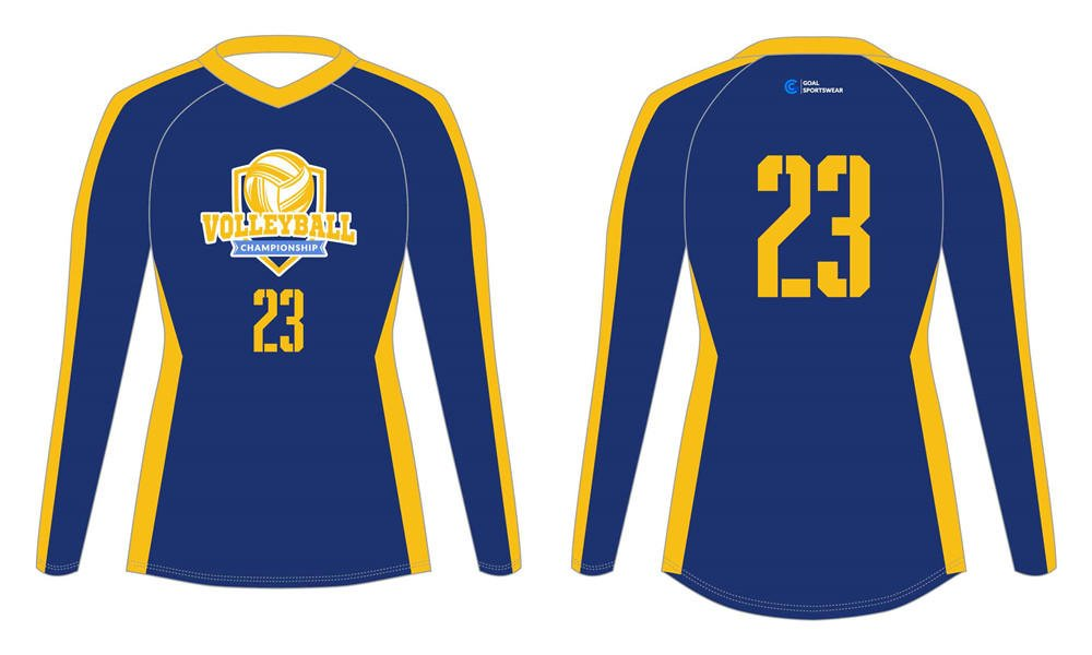 100% polyester sublimation printing custom youth team sublimated volleyball jerseys
