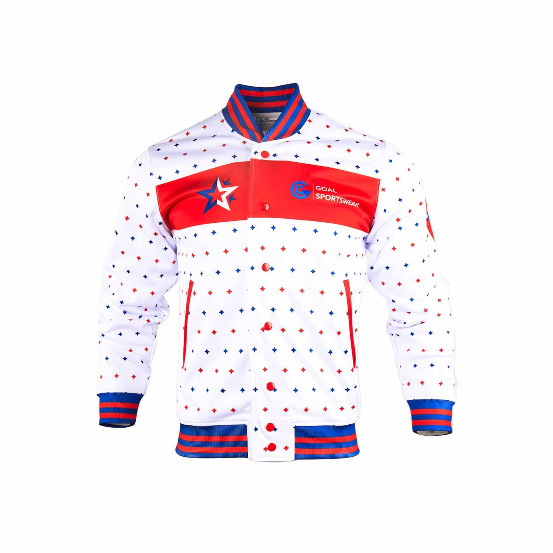 Custom Baseball jackets