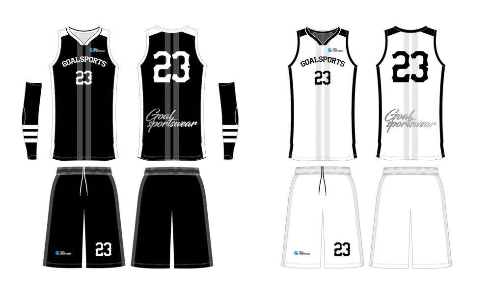 Custom design sublimation printing breathable reversible Custom Womens Basketball Jerseys
