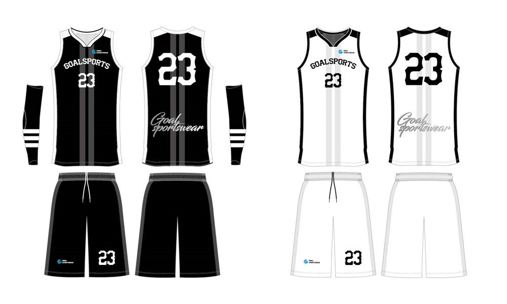 Custom design sublimation printing breathable reversible Youth Basketball Uniforms
