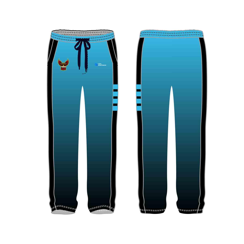 Custom design sublimation printing breathable reversible custom soccer pants