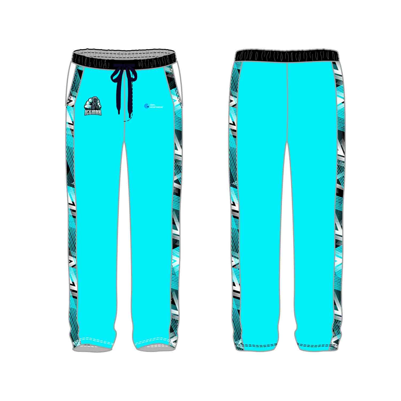 Custom made sublimated printing short sleeve custom soccer pants