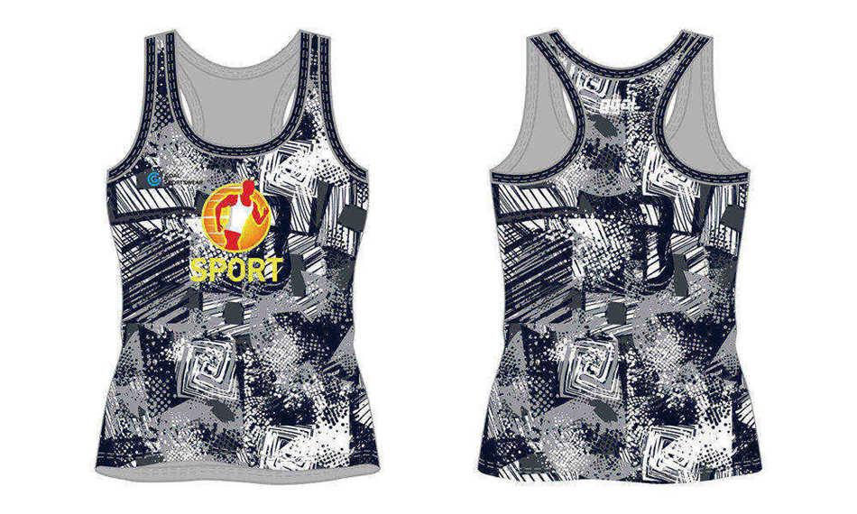 Custom made sublimated printing short sleeve sublimated running shirts