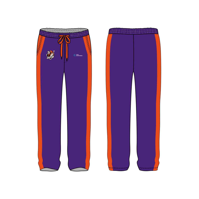 Custom wholesale sublimated printed custom soccer pants