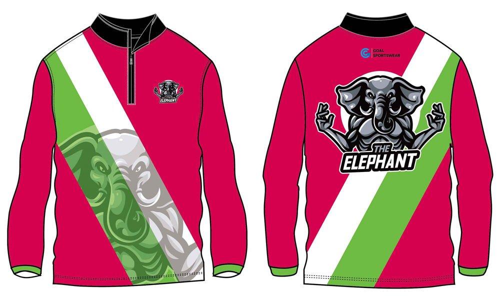 Dye sublimation custom design team Football Team Jackets