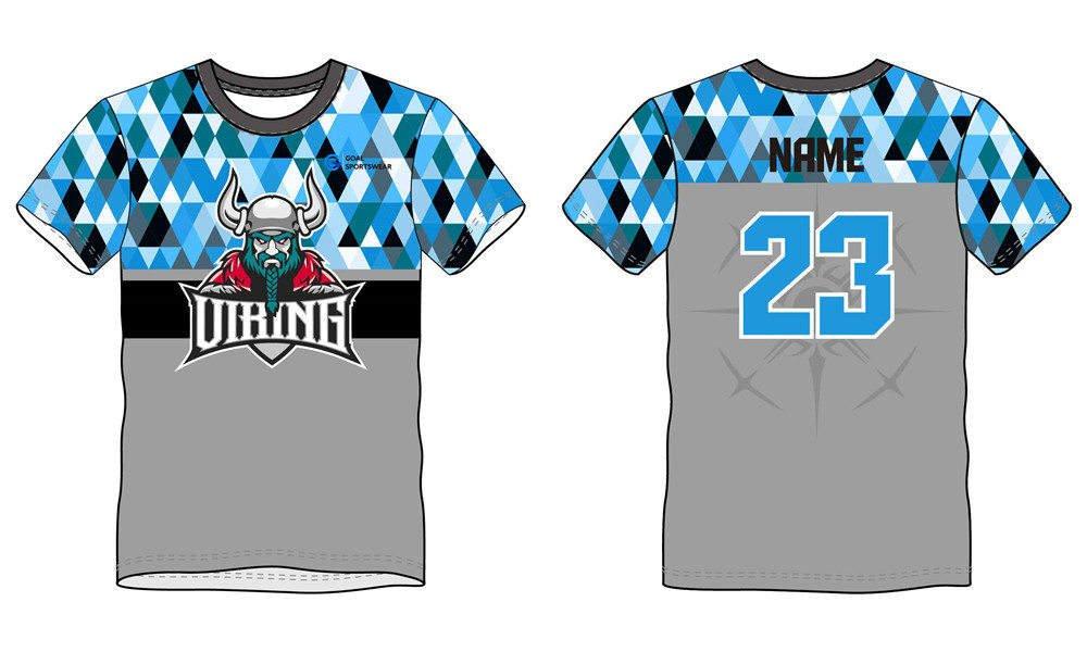 Dye sublimation custom design team high school basketball shirts