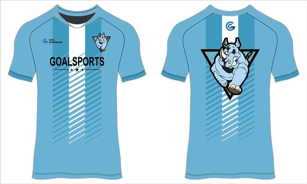 Dye sublimation printing Custom design youth Custom Soccer Uniform