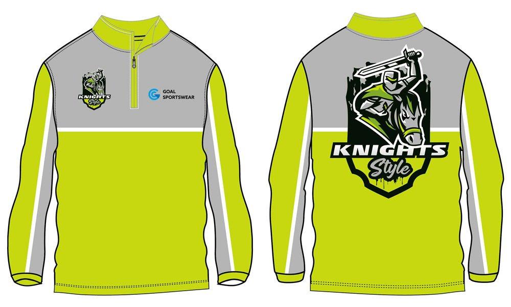 Dye sublimation printing Custom design youth Football Team Jackets