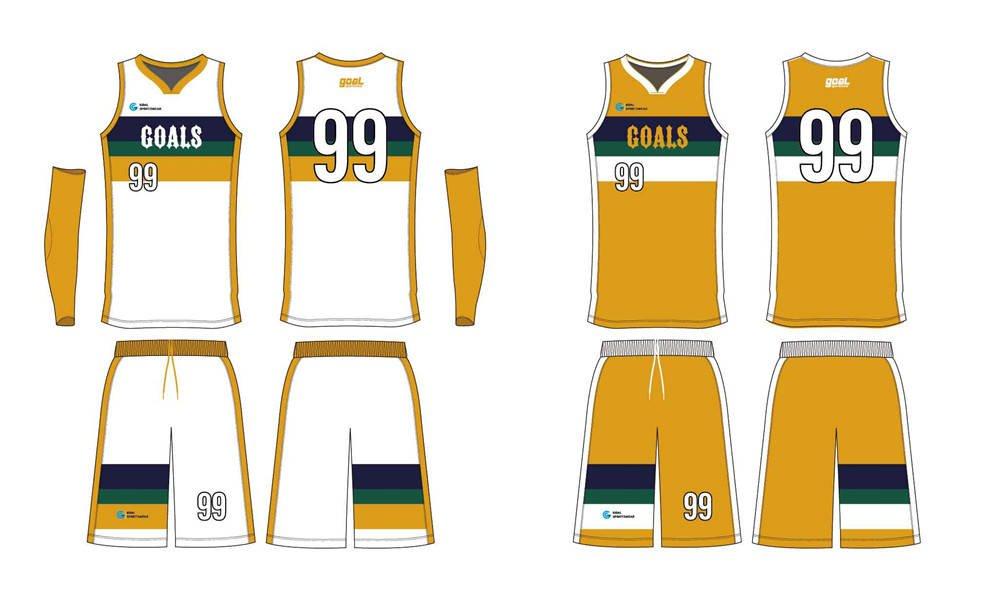 Dye sublimation printing Custom design youth Youth Basketball Uniforms