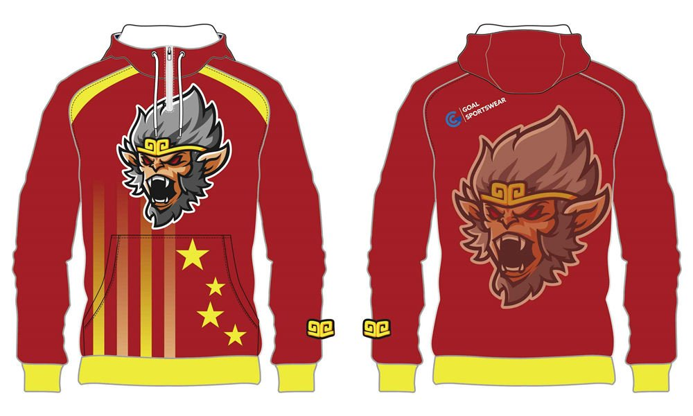 Dye sublimation printing Custom design youth custom motocross hoodies