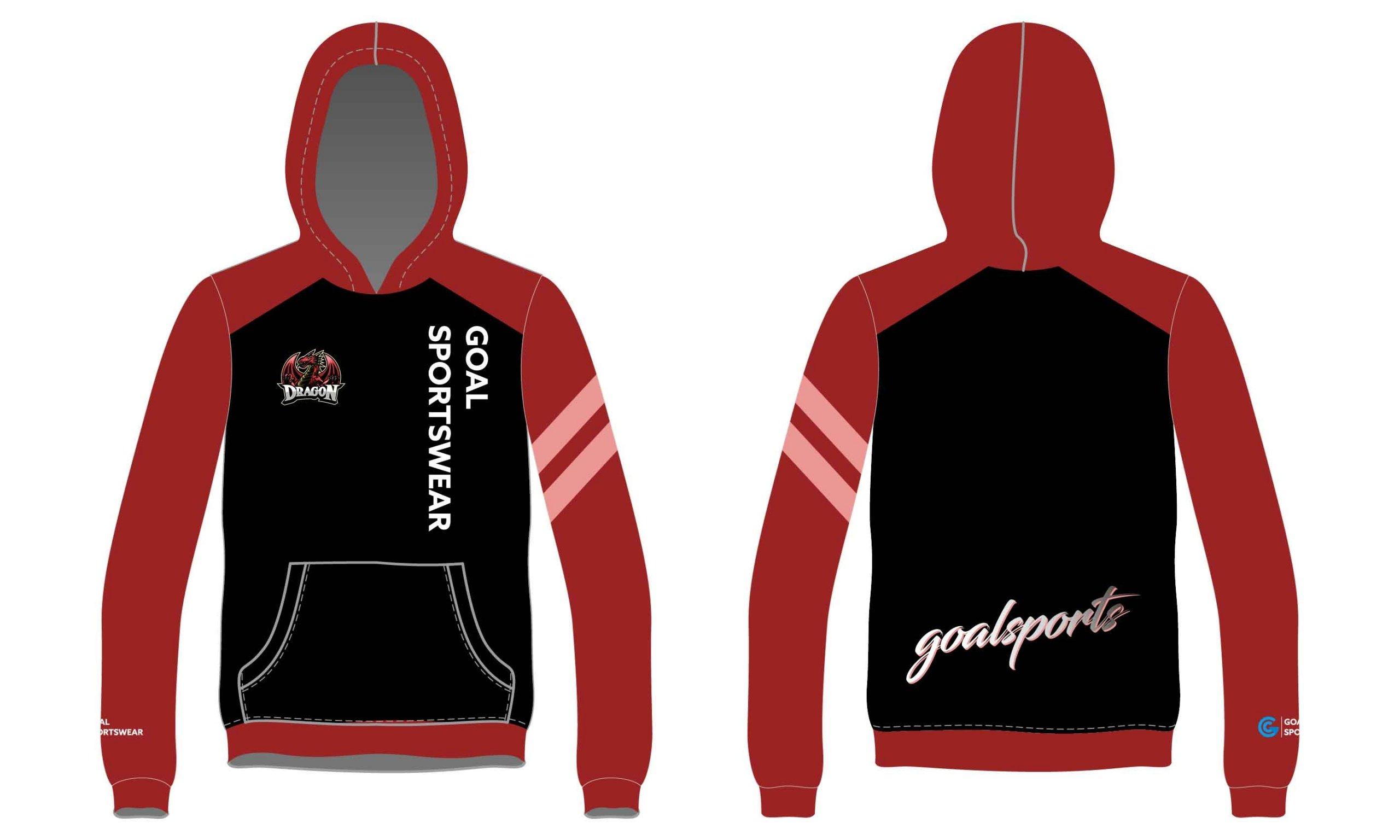 Dye sublimation printing Custom design youth wrestling sweatshirts