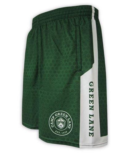 Custom sublimated basketball short