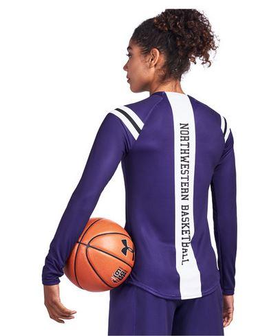 Women basketball shooting shirt