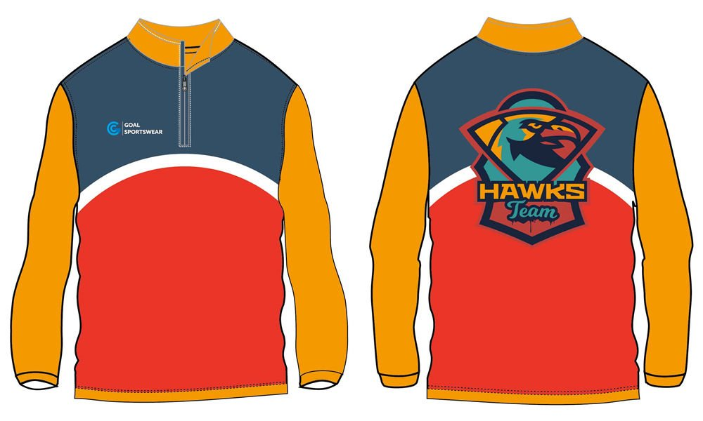 Full Sublimated custom made mens team Football Team Jackets