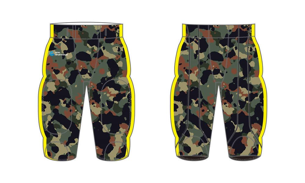 Full Sublimated custom made mens team Sublimated Football Pants
