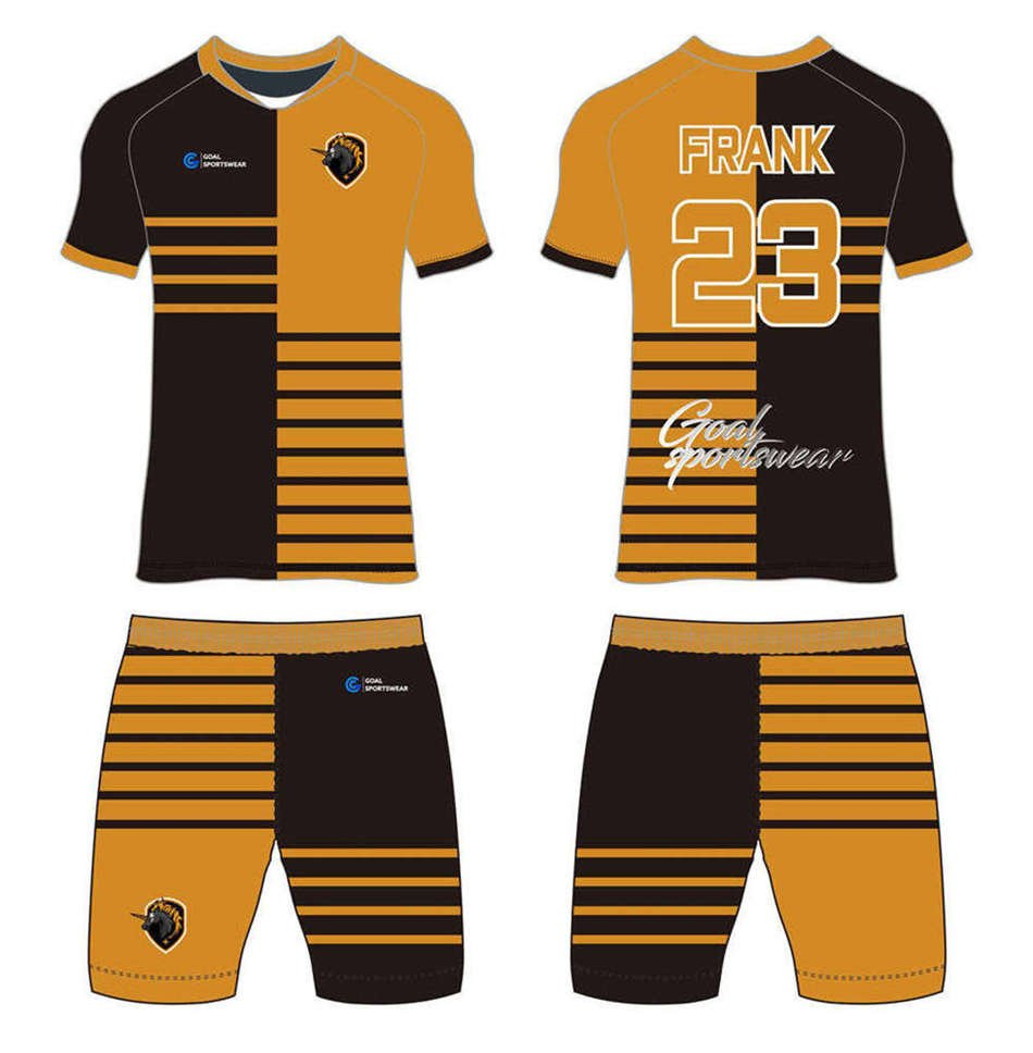 Full Sublimated custom made mens team custom soccer kits