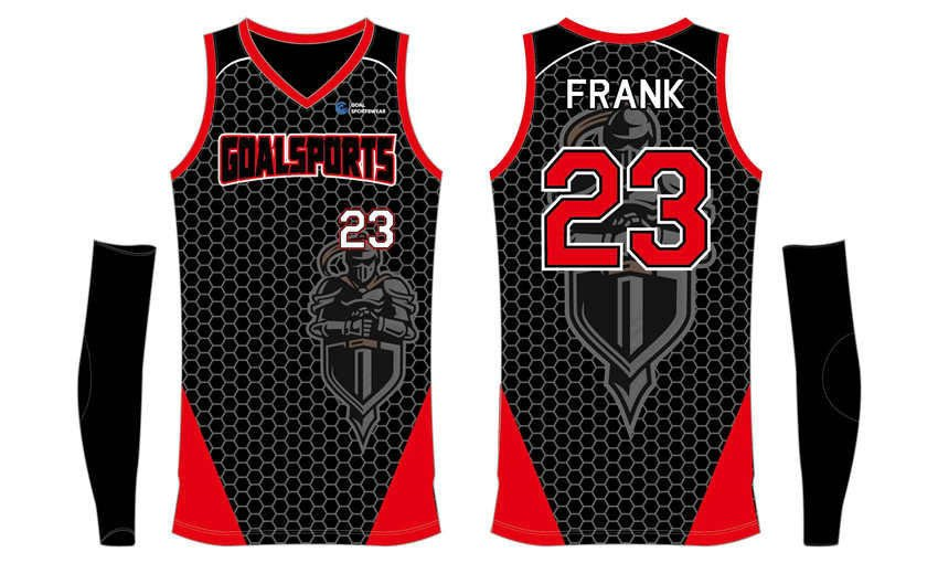 Full polyester Custom made durable mens team Youth Basketball Uniforms